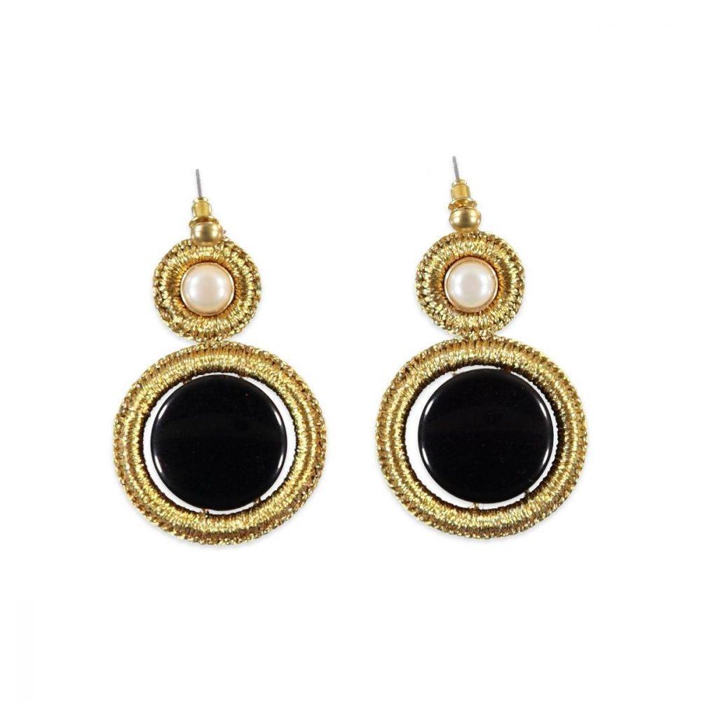 Fiora Nishi Classic pearl & Black