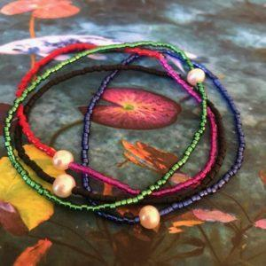 Miyuki 4 bracelets